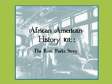 African American History: Rosa Parks Powerpoint