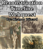 Reconstruction Timeline Webquest