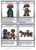 Underground Railroad Flashcards Comprehension and Tasks