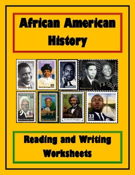 African American History Worksheet Packet - Life as a Slave