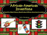Black History Month Book (African-American Inventions)