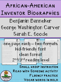 African-American Inventor Biographies