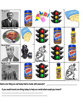 African American Inventors Assessment