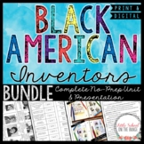 Black History Month BUNDLE - Inventors
