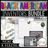 Black History Month BUNDLE - Inventors