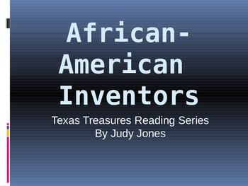 African-American Inventors: Classroom work