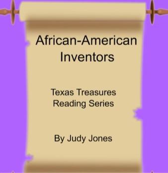 African-American Inventors: Classroom work smart board