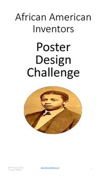 African American Inventors Poster Design Challenge