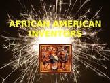 African American Inventors PowerPoint