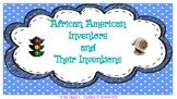"""African American Inventors """"Riddle Me"""" cards"""