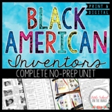 Black History Month - Inventors