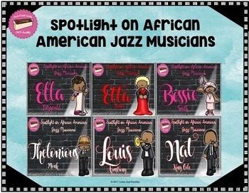 African American Jazz Musicians