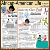 African American Life - Authors,Books, Black Leaders Great 4 Read Across America