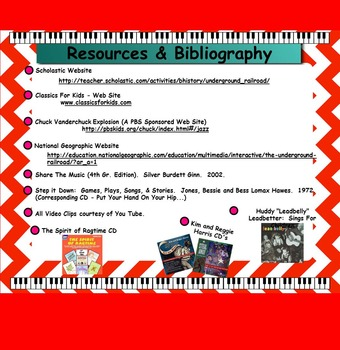 African-American Music (Part 3-PPT Ed.): History/Influences On Today's Music