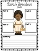 Black History Month BUNDLE 2 {Biography Researh: Reports, Trifolds, & MORE!}