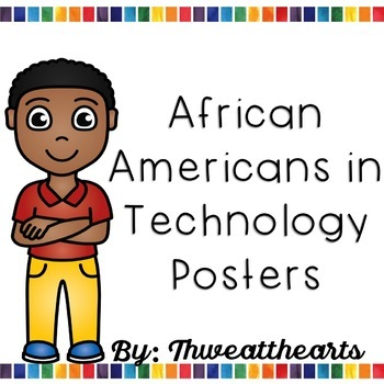 African American Technology Person of the Week