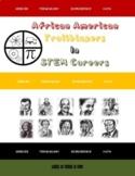 African American Trailblazers in STEM Careers (Vol. 1)
