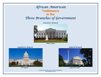 African American Trailblazers in the Three Branches of Government