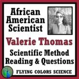 Scientific Method: Scientist Biography Article Reading & Questions