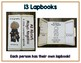 African American Writers Reports - 12 Lapbooks Research & Informational Writing