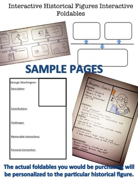 African Americans Foldables Super Bundle 2