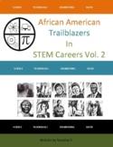 African American Trailblazers in STEM Careers Vol. 2