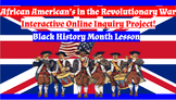 African Americans Of the American Revolution Engaging Onli