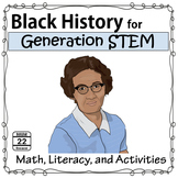 African Americans in STEM {Great for Black History Month!}