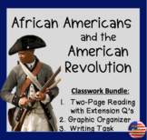 African Americans in the Revolutionary War- Contributions to Society and Warfare
