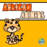 African Animals BINGO and More!