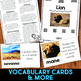 African Animals: Informational Article, QR Code Research Page & Fact Sort