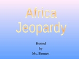Africa Jeopardy