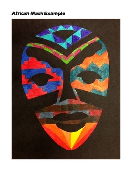 African Art High School Art Lesson