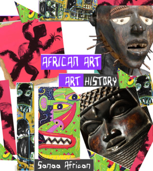 African Art History ~ Africa ~ Art ~ FREE POSTER