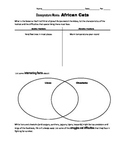 African Cats Movie Worksheet - Population Ecology