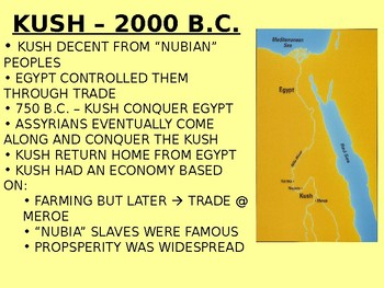 African Civilization and Geography Introduction PowerPoint