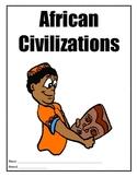African Civilizations Set