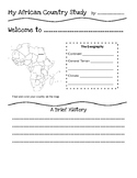 African Country Study Project