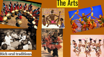 African Culture and Ghana Chapter and PPT's