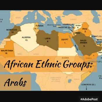 African Ethnic Groups: Arabs