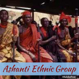 African Ethnic Groups: Ashanti
