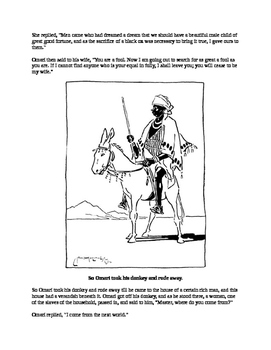 African Folk Tale - The Story of the Fools