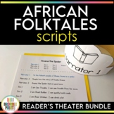 African Folktales - Reader's Theater