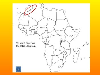 African Geography - HIT THE TARGET!