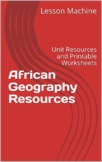 African Geography Resources