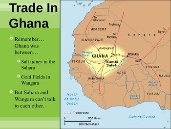 Ghana Empire   Lessons   Tes Teach