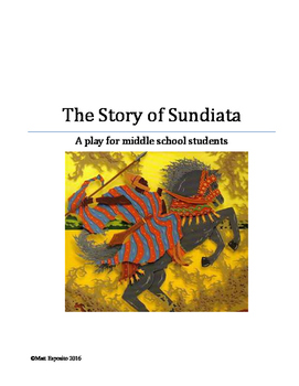 African History Play: The Story of Sundiata the Lion King