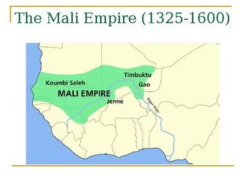 African History Presentation (Mali, Ethiopia, Zimbabwe, and Swahili Coast)