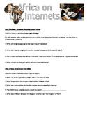 African History Webquest (Mali, Great Zimbabwe, Ethiopia,