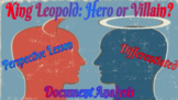 African Imperialism: King Leopold Perspective Partner Activity